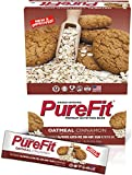 PureFit Gluten-Free Nutrition Bars with 18 grams Protein: Oatmeal Cinnamon, 2 oz Bars, Pack of 15 (Formerly Granola Crunch)
