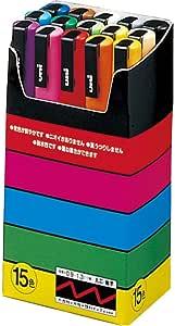 apfelgrün PC-3M uni-ball Pigmentmarker POSCA