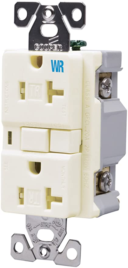 Brilliant Eaton Wiring Twrvgf20La 20 Amp 2 Pole 3 Wire 125 Volt Tamper And Wiring Database Gramgelartorg