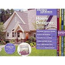 Better Homes and Gardens Home Designer Suite 6.0 Bundle
