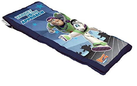 f9f3f461fd Amazon.com   Toy Story Buzz Lightyear Target On Approach Sleeping ...