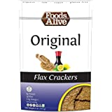 Foods Alive Cracker Gldn Flax Rglr