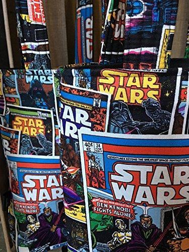Star Wars Gift Tote Boys Birthday Bag