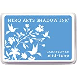 Hero Arts Midtone Ink Pads, Cornflower