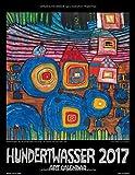 Hundertwasser Art Calendar 2017