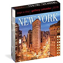 New York Page-A-Day Gallery Calendar 2019