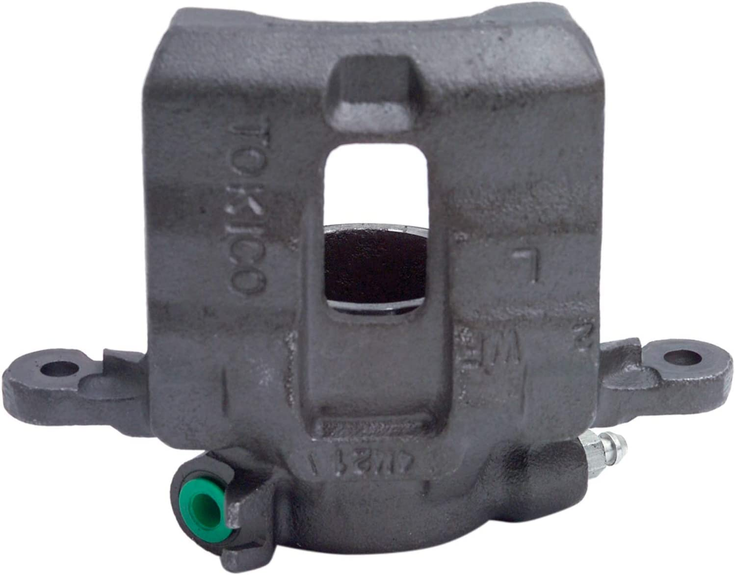 Cardone 19-1213 Remanufactured Import Friction Ready Unloaded Brake Caliper