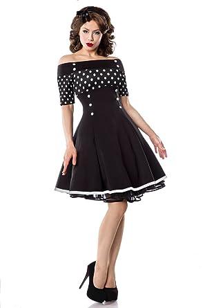 Atixo Vintage-Kleid  Amazon.de  Bekleidung ebf41795f0