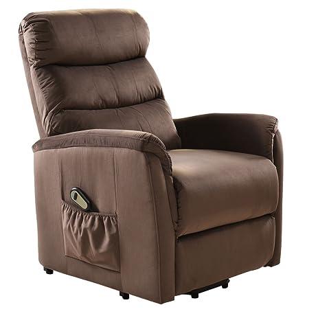 Amazoncom Giantex Recliner Power Lift Chair Easy Comfort