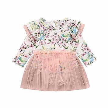 0011ac4289033 (プタス)Putars ベビー服 子供服 ロンパース 女の子 フリル チュール ワンピース 花柄 桜の花