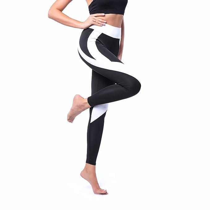 Amazon.com: fittoo – Pantalones de yoga para mujer ...