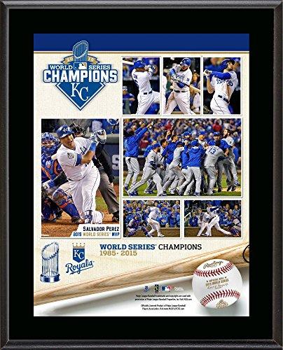 Kansas City Royals Photograph - Kansas City Royals 2015 MLB World Series Champions 10.5