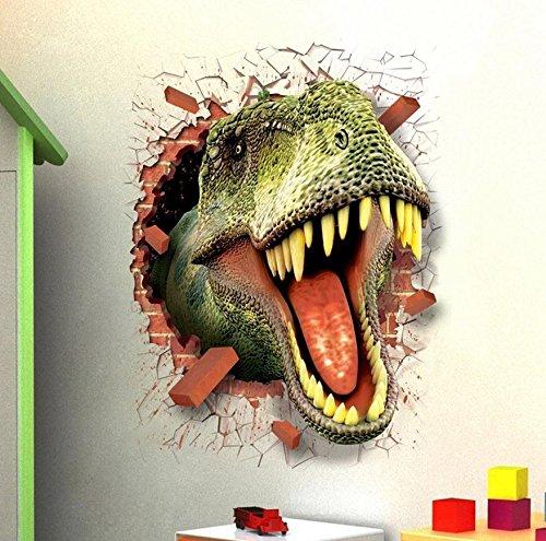 T-rex Mural - 4