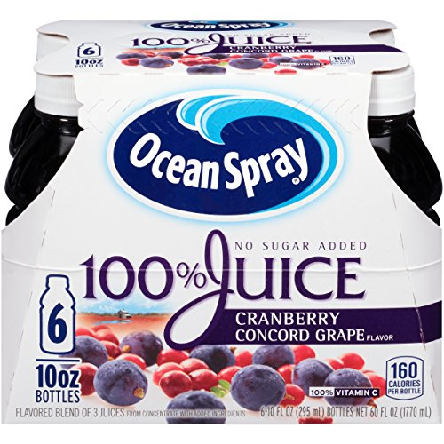 ocean spray sparkling cranberry - 8