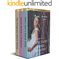 Expectant Amish Widows Box Set: Books 4