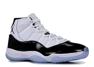3101fcd29b40 Image Unavailable. Image not available for. Color  Air Jordan 11 Retro  Concord 2018 Release - 378037-100 ...