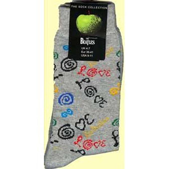 Rock Off - Calcetines - para mujer Gris gris: Amazon.es: Ropa y accesorios