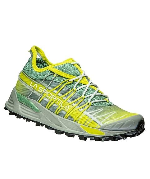 La Sportiva Mutant Woman, Zapatillas de Trail Running Unisex Adulto, (Plum/Apple