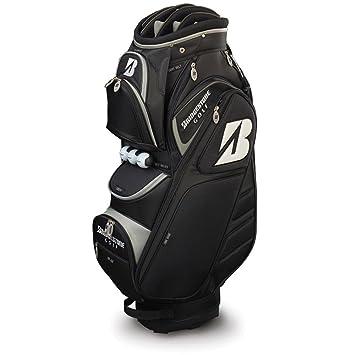 Bridgestone 3b520bksv6 CB6P - Mochila de Golf (42 x 28 x 95 ...