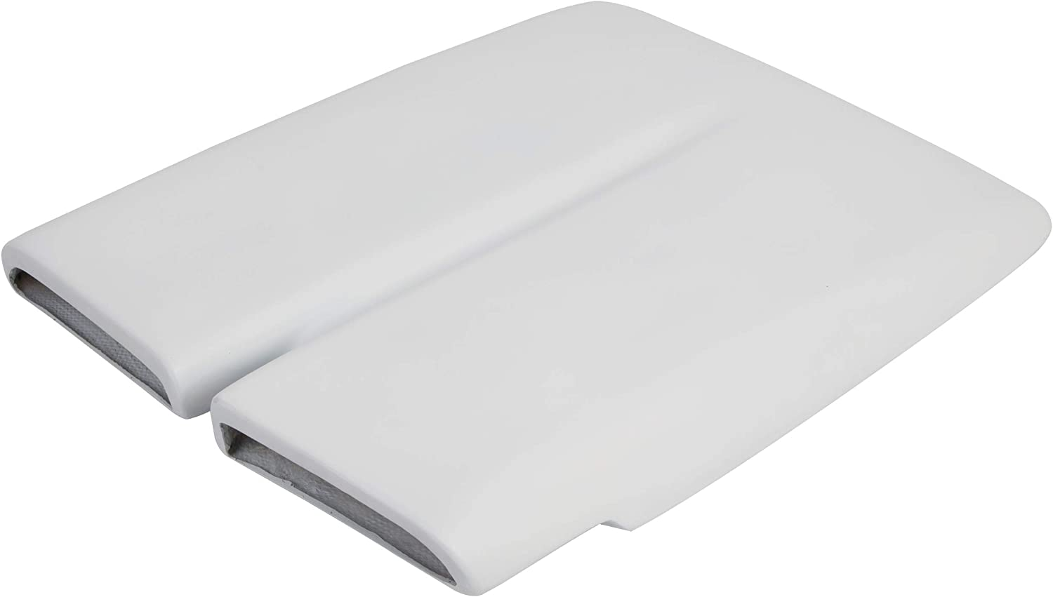 HECASA A-Body Fiberglass Hood Scoop Compatible with 1970-1976 Plymouth Duster 340