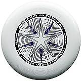 Discraft Ultra-Stars Ultimate Frisbee 175 Gram Championship Sportdiscs-White