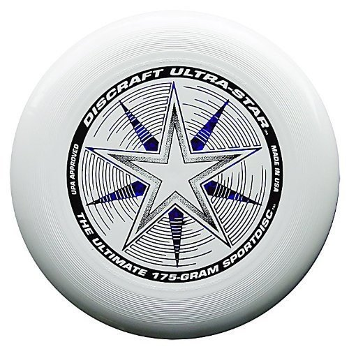 Discraft Ultra Star Frisbee 175g 175 g orange USSO