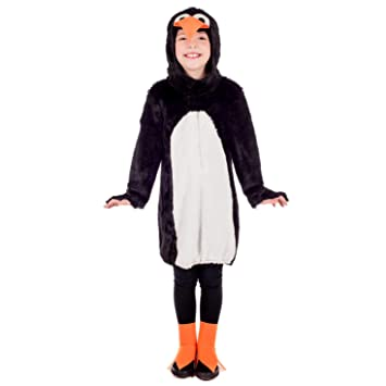 Fun Shack- Costume Disfraz, Color pingüino, small (FNK4659S ...