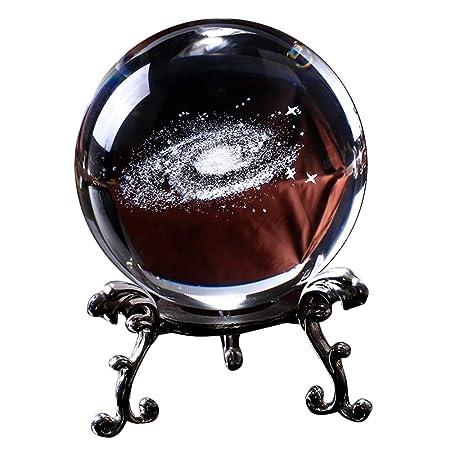 Dahuy Bola de Cristal de la Galaxia 3D, Bola de Cristal ...