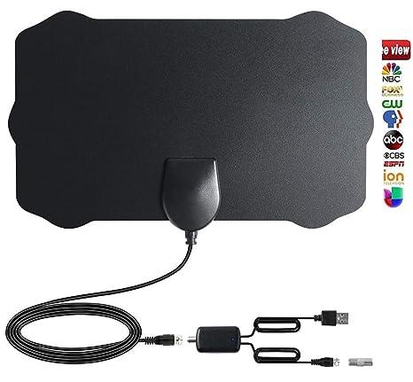 Amazon.com: Tv Antena 1080p Digital HDTV Antena 120 ...