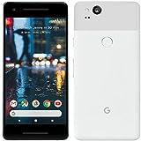 "Google Pixel 2 12,7 cm (5"") 4 GB 128 GB SIM única 4G Negro, Blanco 2700 mAh - Smartphone (12,7 cm (5""), 4 GB, 128 GB, 12,2 MP, Android 8.0, Negro, Blanco)"