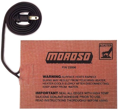 "Moroso 23996 5"" x 7"" Self Adhesive External Heating Pad"