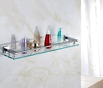 Badezimmer Regal Badezimmer Regal Wandhaken Waschtisch Kosmetik ...