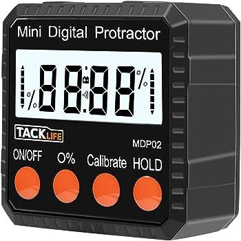 Tacklife Advanced Digital Protractor