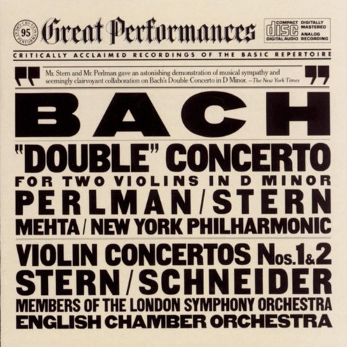"""Bach: """"Double"""" Concerto for Tw..."""
