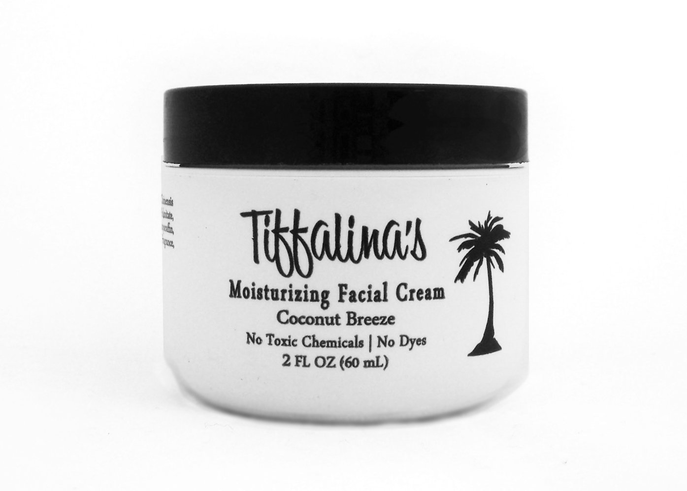 Tiffalina's Moisturizing Facial Cream for Oil Free Diet Plans by Tiffalina's