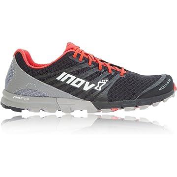 powerful Inov-8 2017 Men's Trailtalon 250 Trail Running Shoe - Black/Red/Grey - 000138-BKRDGY-S-01