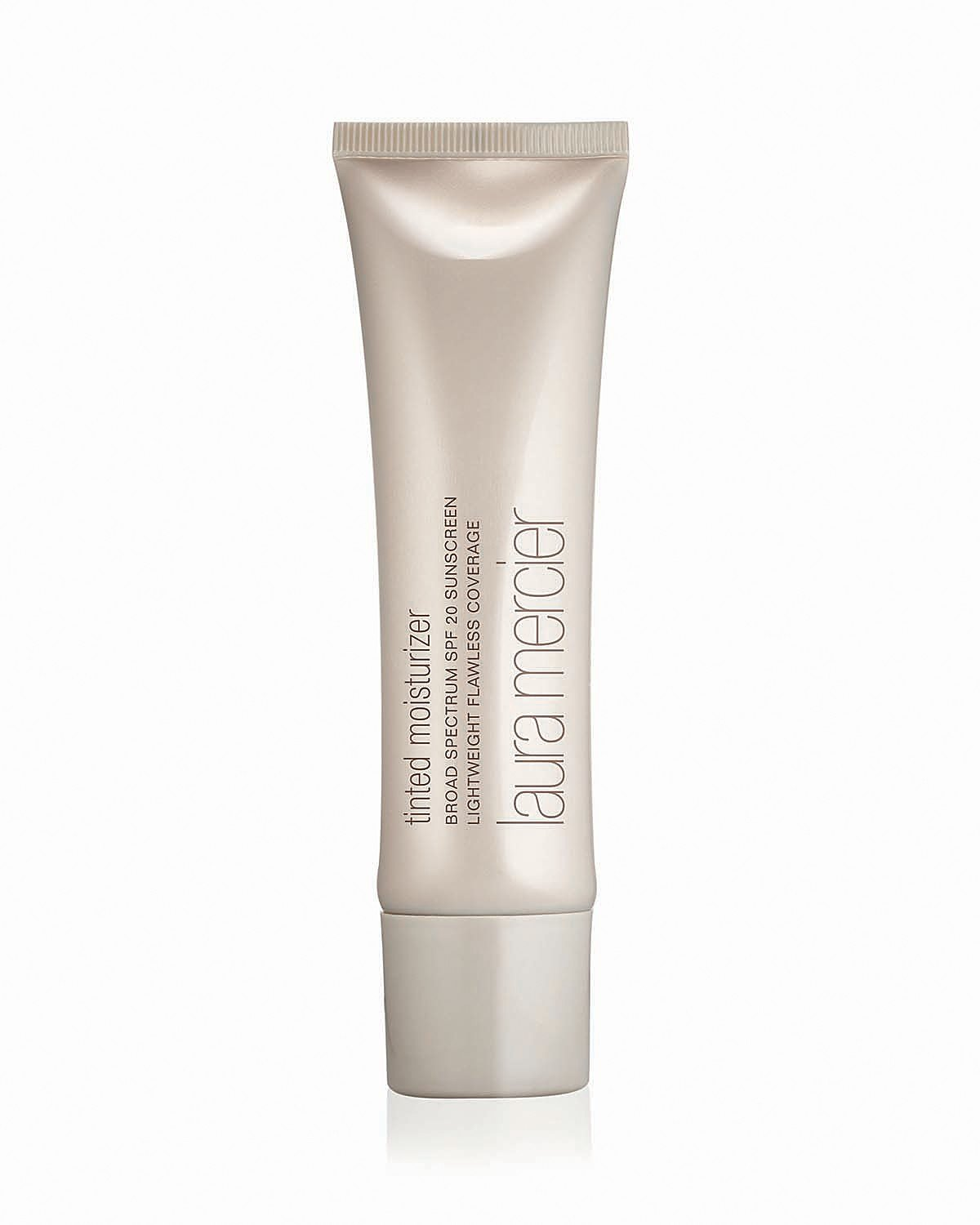 Laura Mercier Tinted Moisturizer NUDE SPF 20 .5 oz Deluxe Travel Size, NEW
