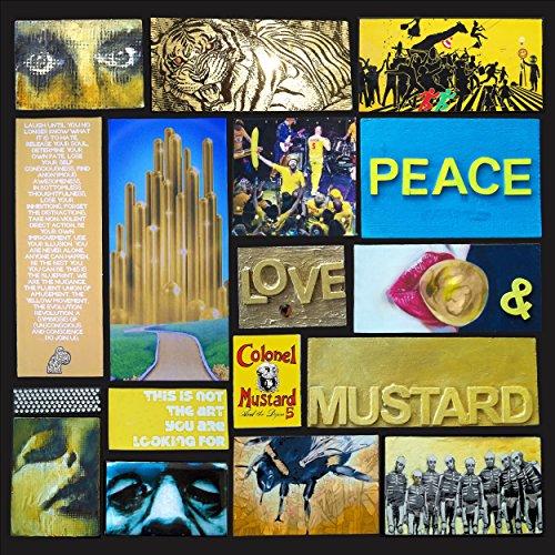 Peace, Love & Mustard