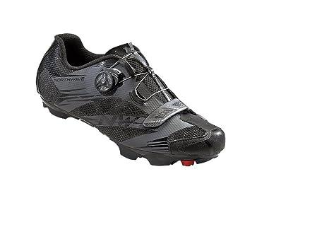 Northwave SCORPIUS 2 Scarpe PLUS per mountain bike, nero-antracite, schuhgr??e:gr. 43