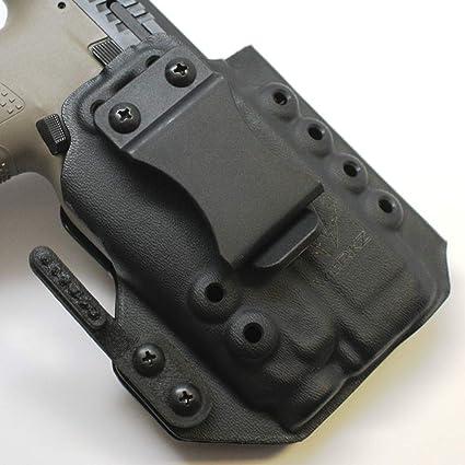 Amazon com : Werkz M6 Modular Holster for CZ P-10 C with Streamlight