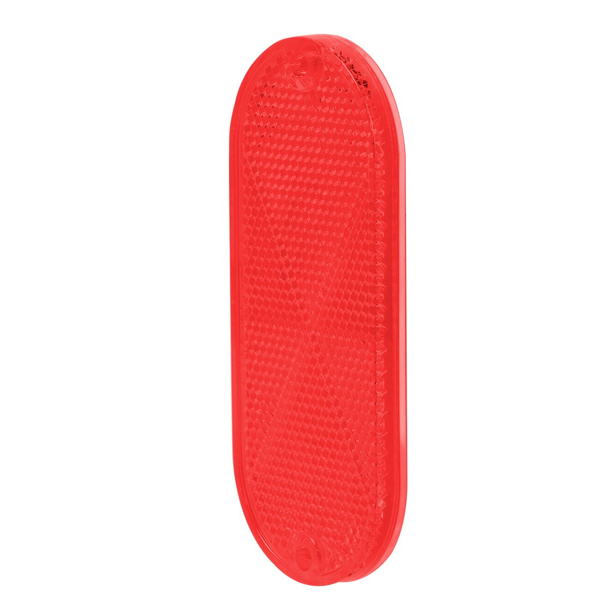 Towing Trailers Grand General 99569 Red Oblong Mountable Reflector for Trucks RVs and Buses 1 Pack