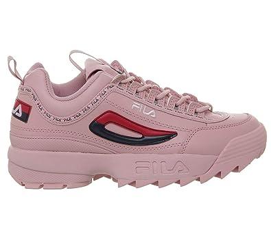 Fila Disruptor II Premium Repeat Rosa Donna Sneaker