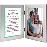 Father To Be Gift From the Baby - Sweet Daddy Poem - Add Photo of Dad-To-Be or Ultrasound of the Baby