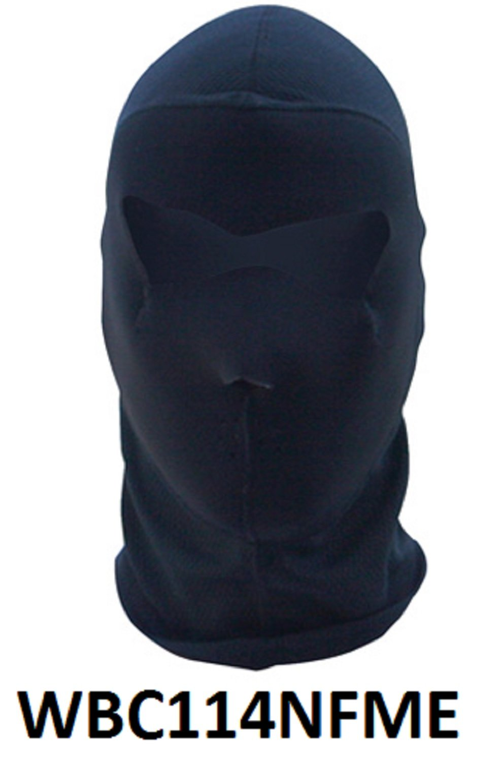 COOLMAX; BALACLAVA EXTREME, FULL MASK, SOLID BLACK, Manufacturer: BALBOA, Part Number: 830332-AD, VPN: WBC114NFME-AD, Condition: New by BALBOA