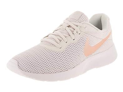 brand new d7cb1 e6af7 Nike WMNS Tanjun, Chaussures de Running Compétition Femme, Multicolore  (Phantom Crimson Tint