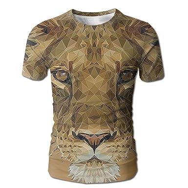 Amazon.com: dimannu hombre 3d Full Printed T camisas ...
