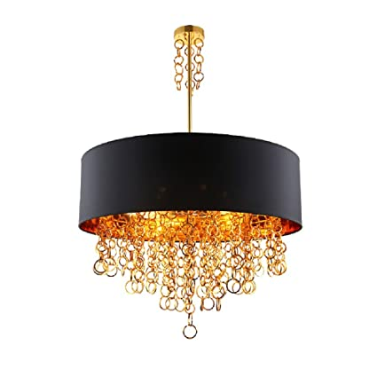 Amazon.com: LgoodL Postmodern - Lámpara de techo con borla ...
