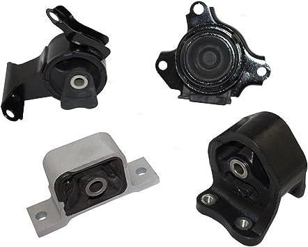Brand New Fits 02 03 04 05 06 Honda CRV 2.4L Engine Motor Mount Set For AT Trans