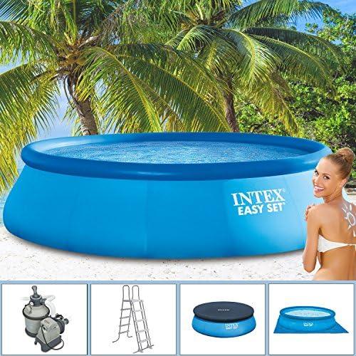 Intex 366 x 91 cm Easy Pool 289142 Juego completo incl. Filtro de ...