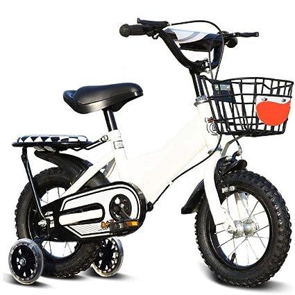 XBNH Niños Bicicleta Niña 12-14-16-18 Pulgadas Niño Bicicleta De Montaña